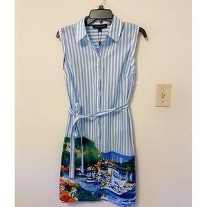 NWT tommy hilfiger capri casual dress